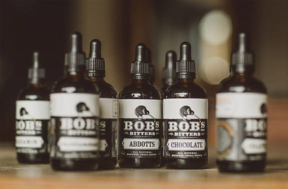 Bob's Bitters range